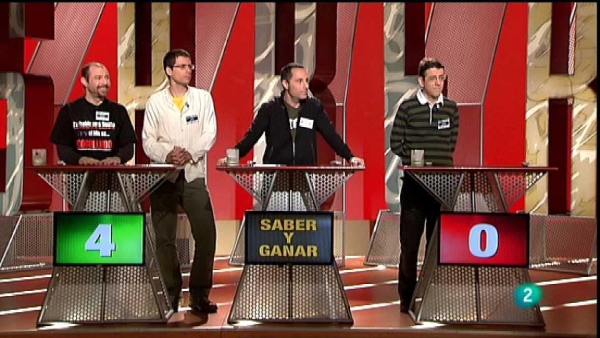 Saber y ganar - 27/02/12  - Ver ahora