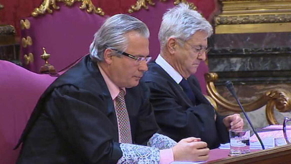 El Tribunal Supremo absuelve a Garzón por intentar investigar los crímenes y las desapariciones del franquismo