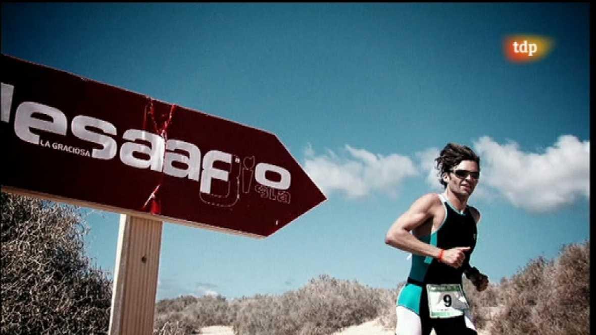Triatlón + Trail montaña - Desafío Octava Isla La Graciosa - ver ahora
