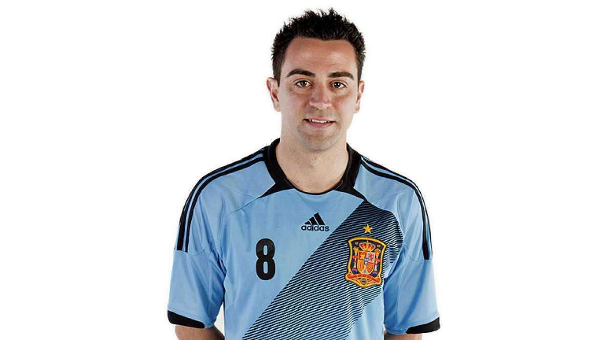 La selección española de fútbol estrenará este miércoles, en el  amistoso ante Venezuela en La Rosaleda de Málaga, la que será su  segunda equipación en la próxima Eurocopa de Ucrania y Polonia 2012.