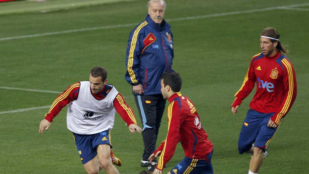 La selección española juega esta noche en Málaga un partido amistoso ante Venezuela. A las 21:30 en TVE y RTVE.es.