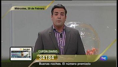 Sorteo ONCE - 28/02/12 - Ver ahora