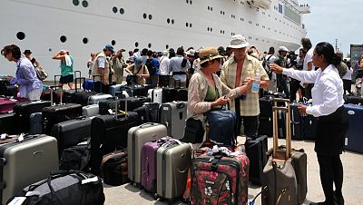 El Costa Allegra ha llegado ya a las Seychelles