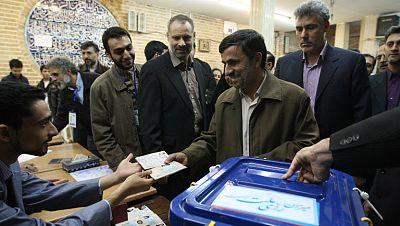 Elecciones legislativas en Irán