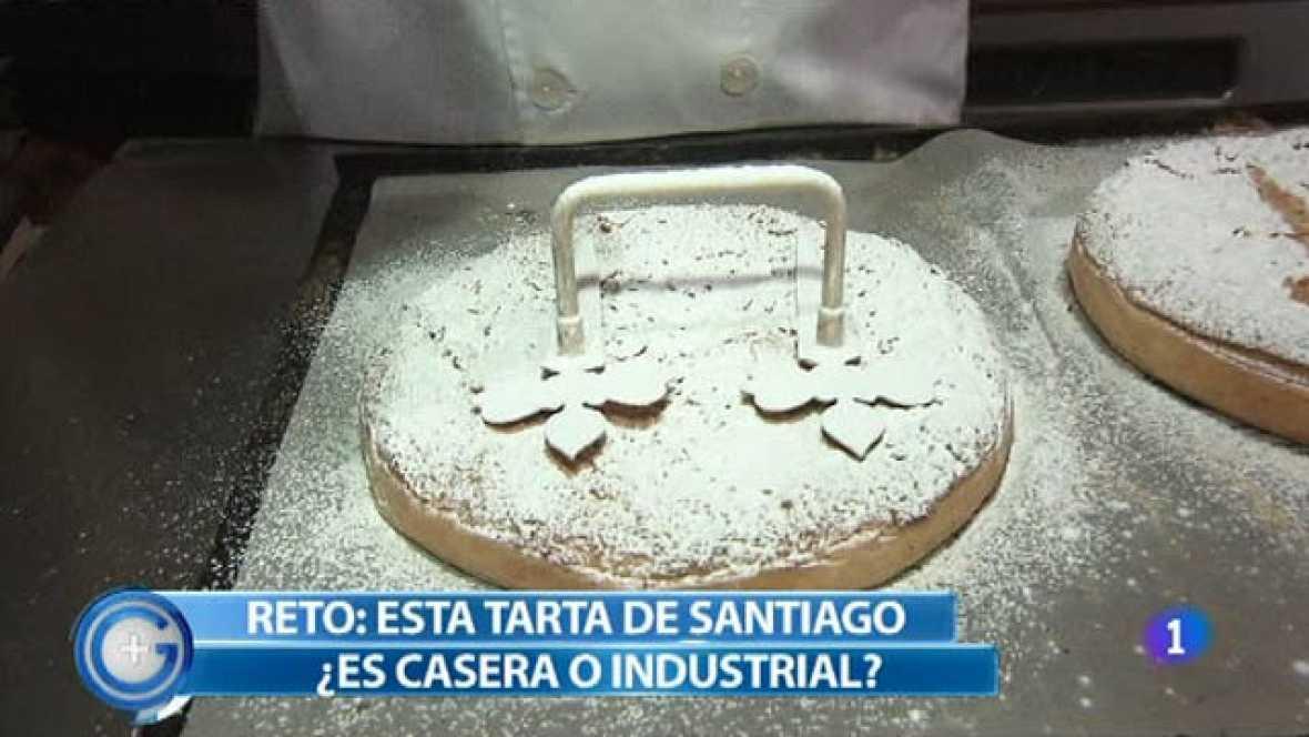 Más Gente - Más Cocina - Tarta de Santiago artesana