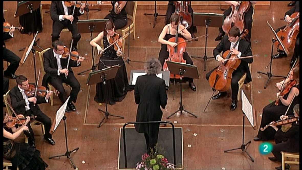 Los conciertos de La 2 - Concierto RTVE B-12 - Ver ahora