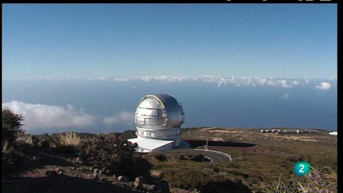 España en comunidad - Gran Telescopio Canarias - Ver ahora