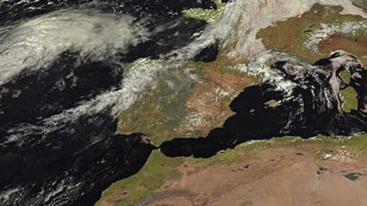 Cielos muy nubosos o cubiertos en Galicia, Cantábrico, alto Ebro y Pirineo occidental