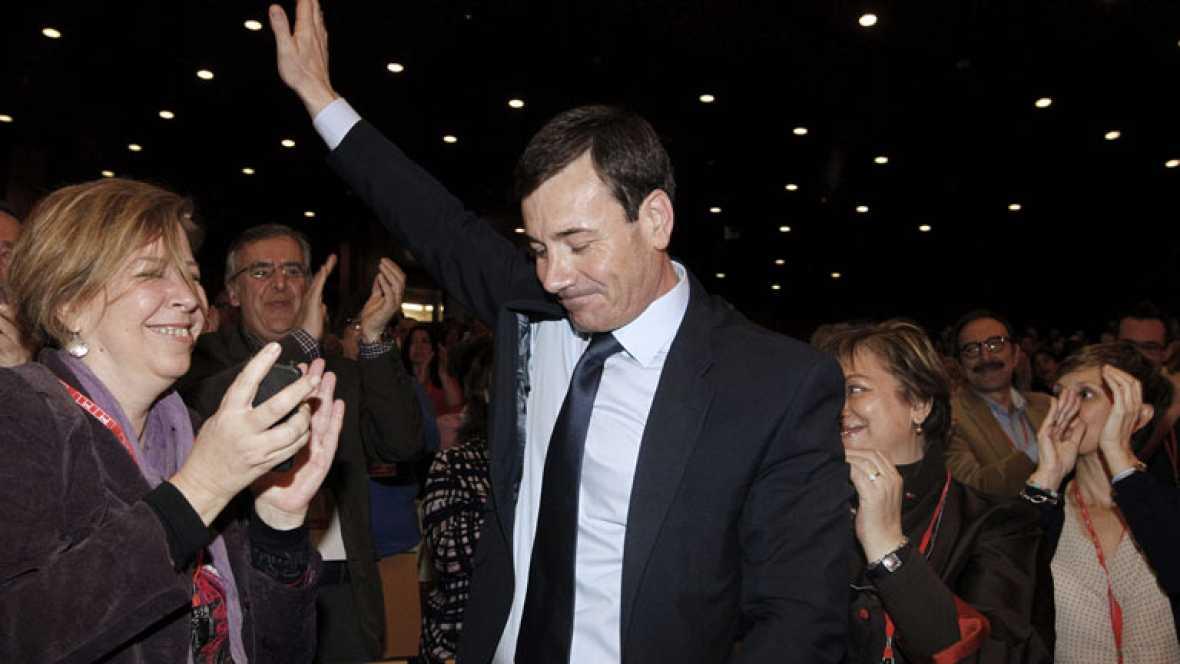 Tomás Gómez elegido por tercera vez secretario general del PSM