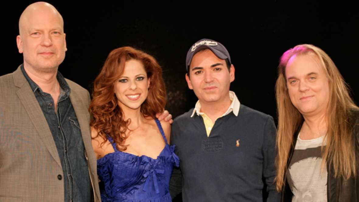 """Eurovisión 2012 - Charlamos con los autores de """"Quédate conmigo"""""""
