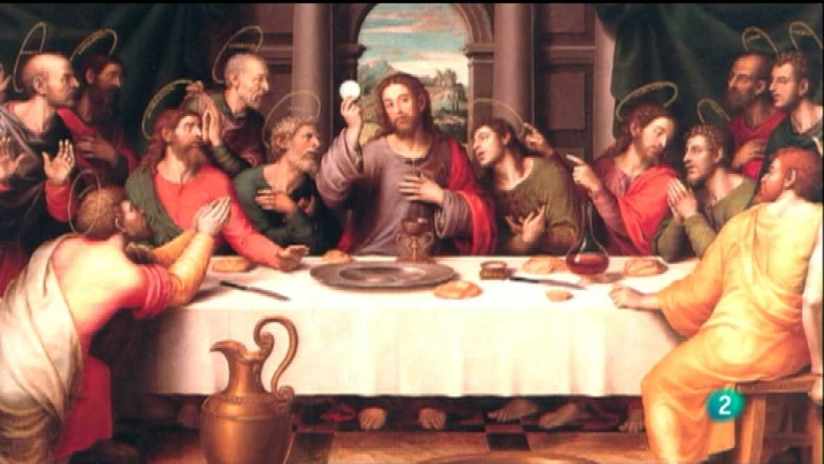 Últimas preguntas - María y Jesús en el Museo del Prado - Ver ahora