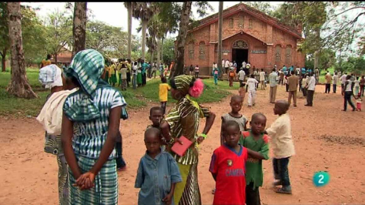 Pueblo de Dios - Centroáfrica: Diamantes, vacas y aceite (RCA2) - Ver ahora