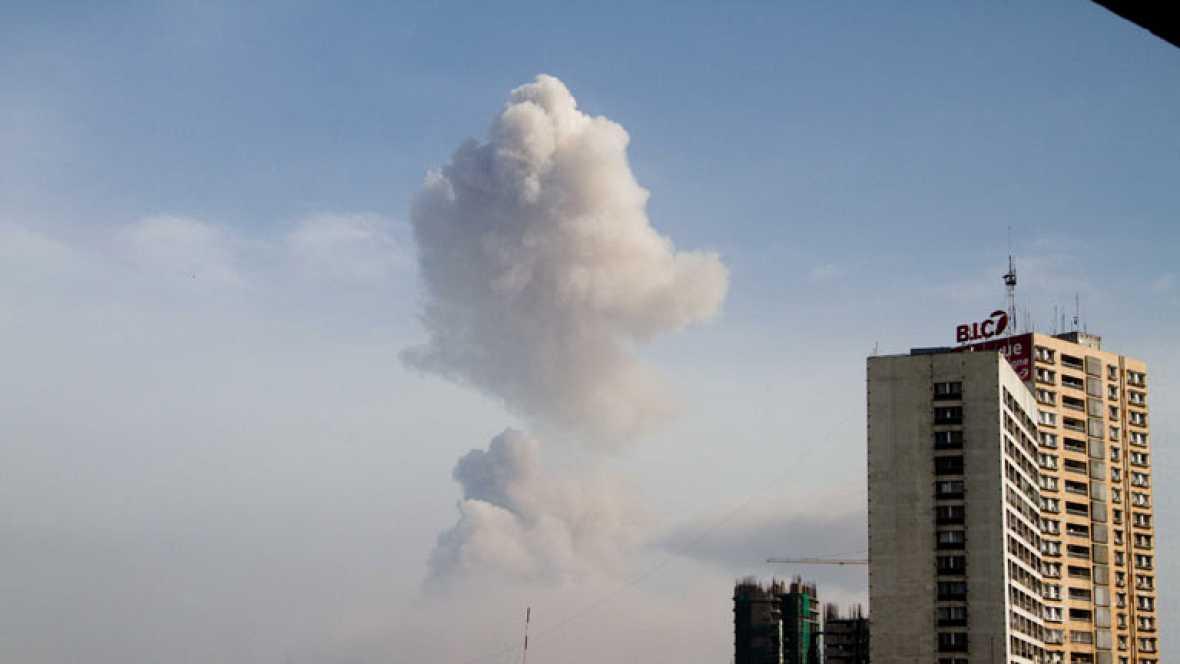 Telediario 2 en cuatro minutos - 04/03/12
