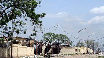 Una explosión en un depósito de armas en la República de Congo deja 150 muertos