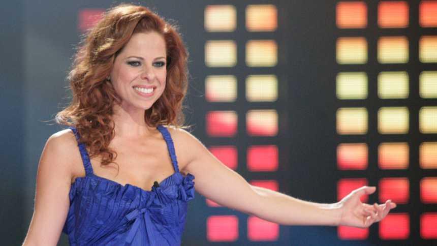 "Eurovisión 2012 - Pastora Soler canta ""Quédate conmigo"""