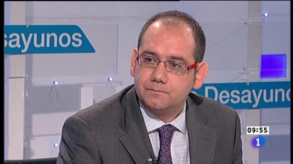 Los desayunos de TVE - David López-Salido, director de Asuntos Monetarios de la Reserva Federal de EEUU - Ver ahora