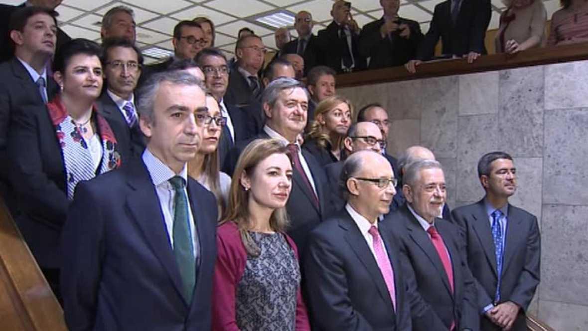 La Comunidad de Madrid en 4' - 06/03/12
