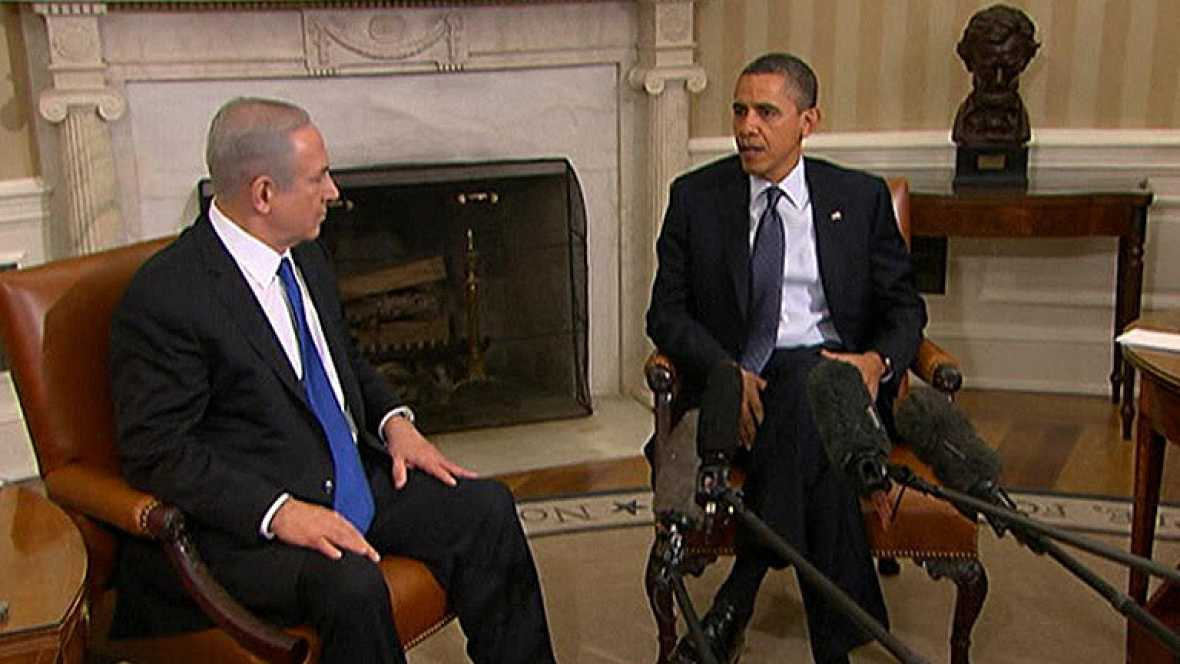 Obama y Netanyahu exhiben una imagen de unidad sobre el programa nuclear iraní