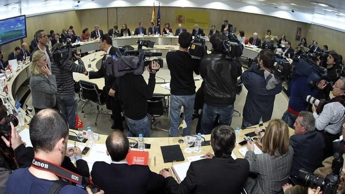 Telediario - 21 horas - 06/03/12 - Ver ahora