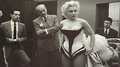 Exposición con material inédito de Marilyn Monroe