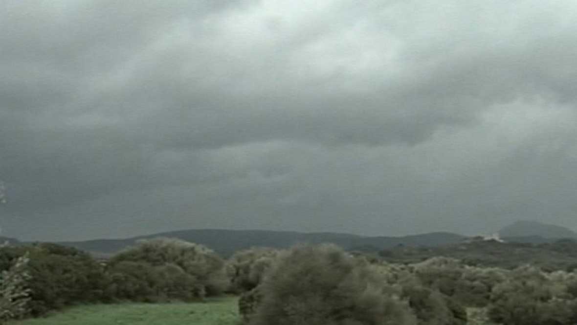 Rachas de viento fuerte en el noreste peninsular y las Islas Baleares