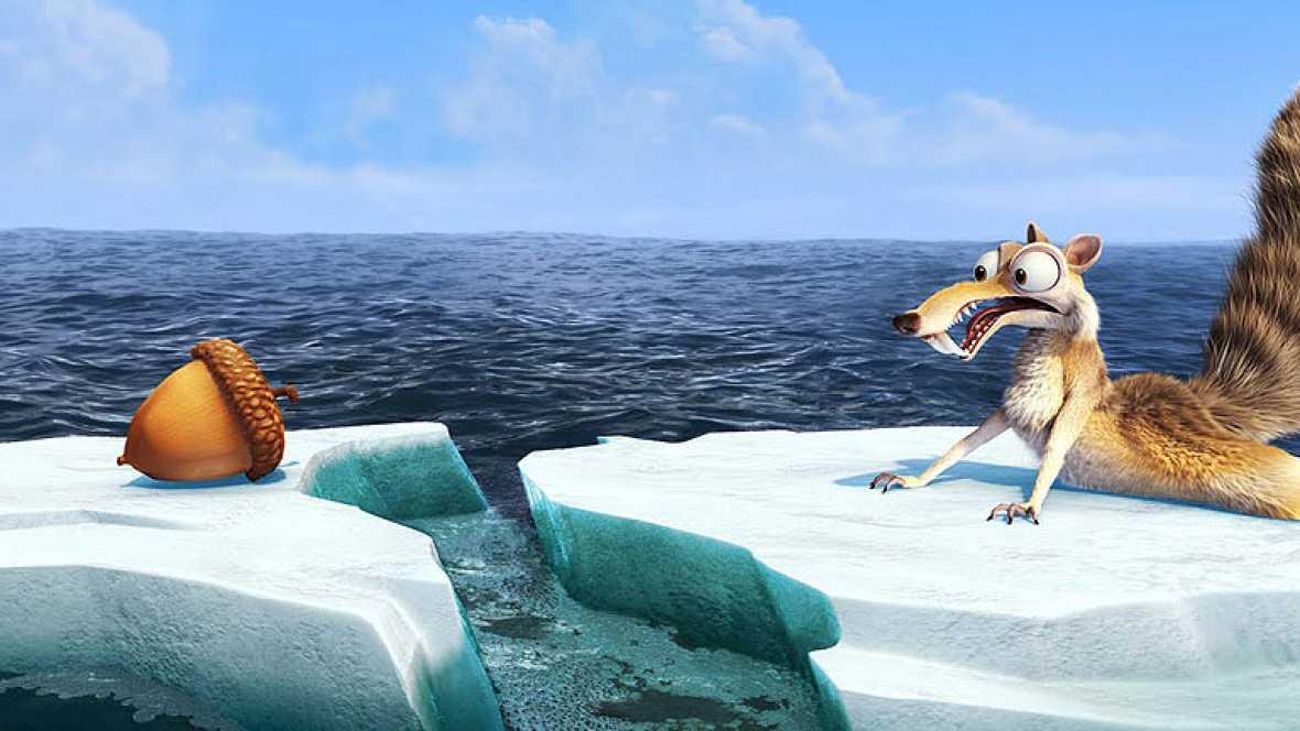 Tráiler de 'Ice Age 4: La formación de los continentes'