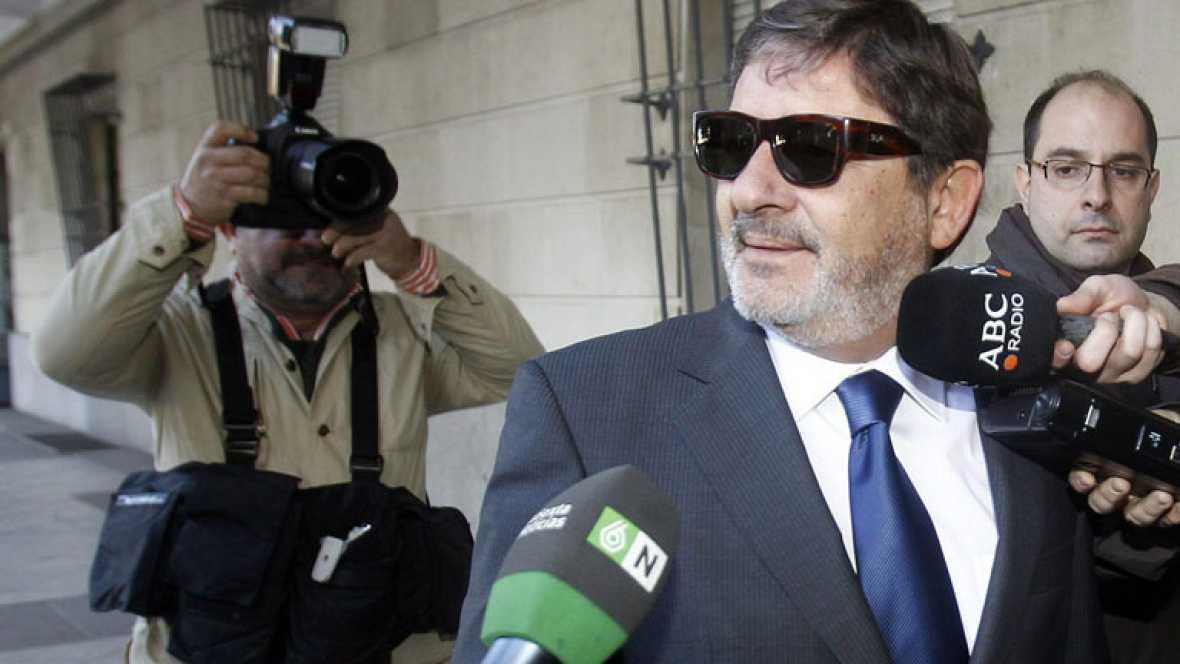 Declara Francisco Javier Guerrero por el caso de los ERE irregulares