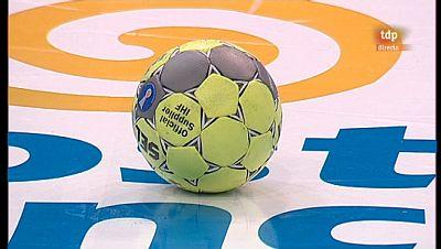 Balonmano - Copa del Rey: Cuatro Rayas Valladolid-Academia Octavio - 07/03/12 - ver ahora