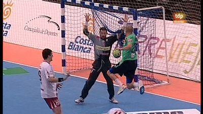 Balonmano - Copa del Rey: Naturhouse La Rioja-FC Barcelona Intersport - 07/03/12 - ver ahora