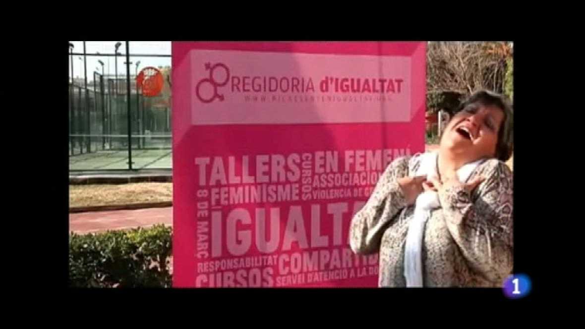 L'Informatiu - Comunitat Valenciana - 08/03/12 - Ver ahora