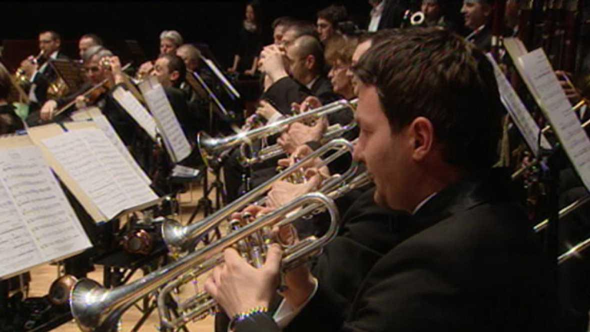 La orquesta española Film Symphony trabaja exclusivamente en bandas sonoras de cine