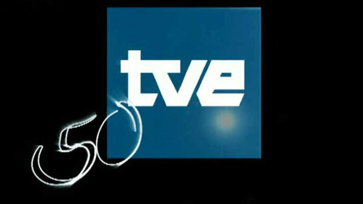 Gala 50 años de TVE (segunda parte)