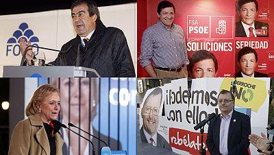 Arranca la campaña en Asturias