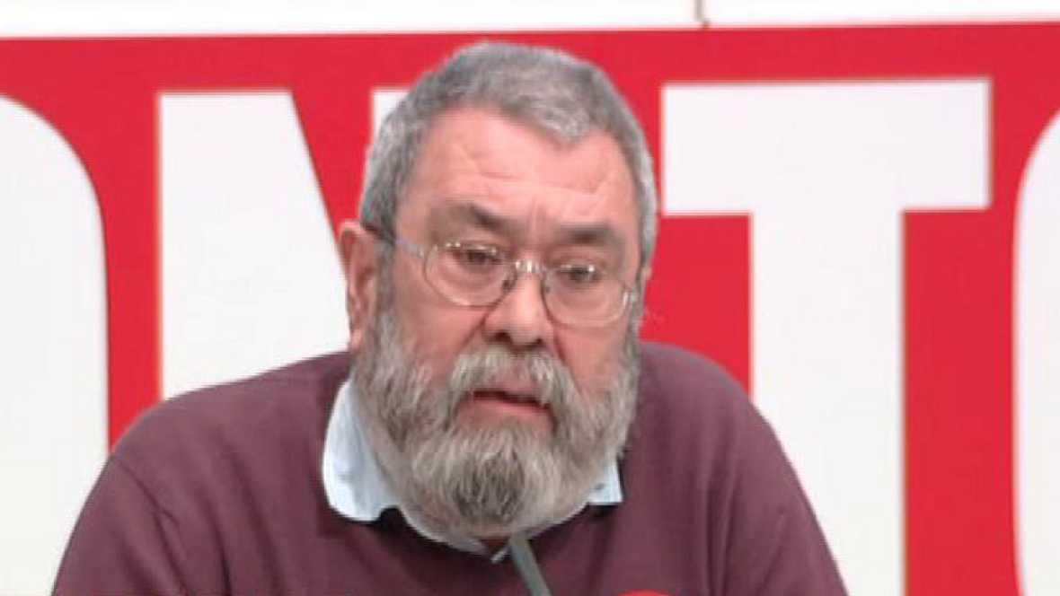 """Cándido Méndez califica de """"brutal"""" la reforma laboral"""