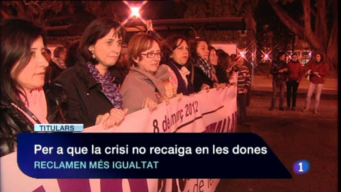 La Comunidad Valenciana en 2' - 09/03/12 - Ver ahora