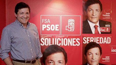 "Javier Fernández está dispuesto a ""quemarse"" para gobernar Asturias"