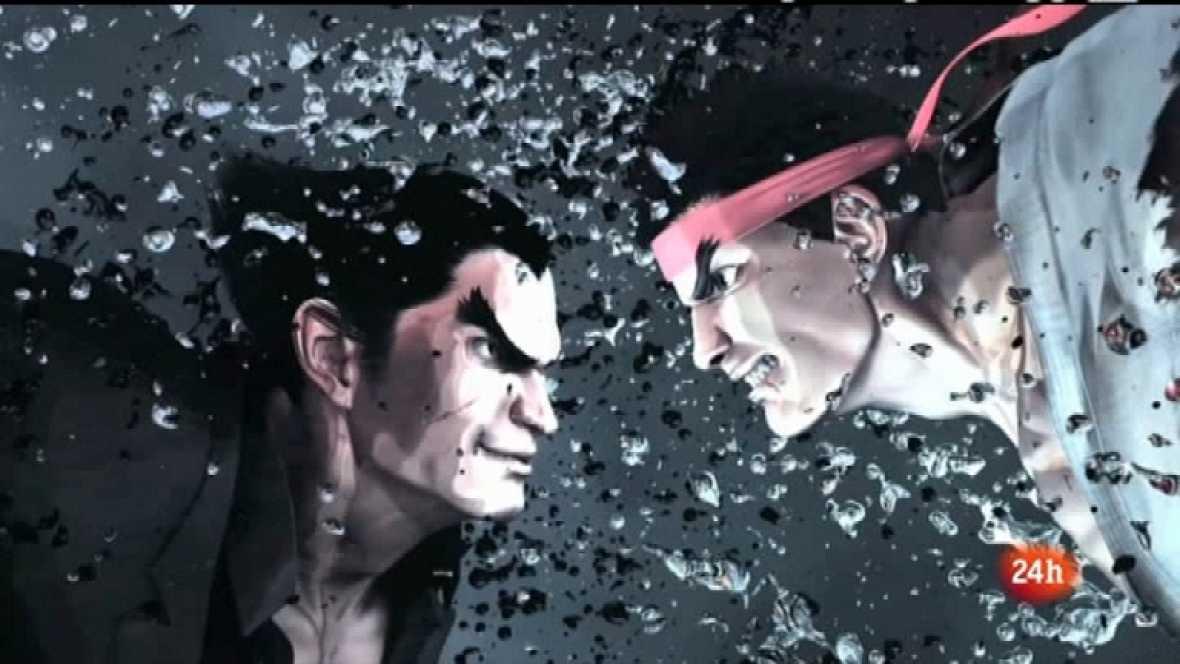 "Zoom Net - ""Street Fighter X Tekken"" y la feria Aula 2012 - 10/03/12 - ver ahora"