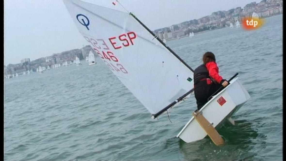 Vela - Trofeo RCMS de vela ligera - 10/03/12 - Ver ahora