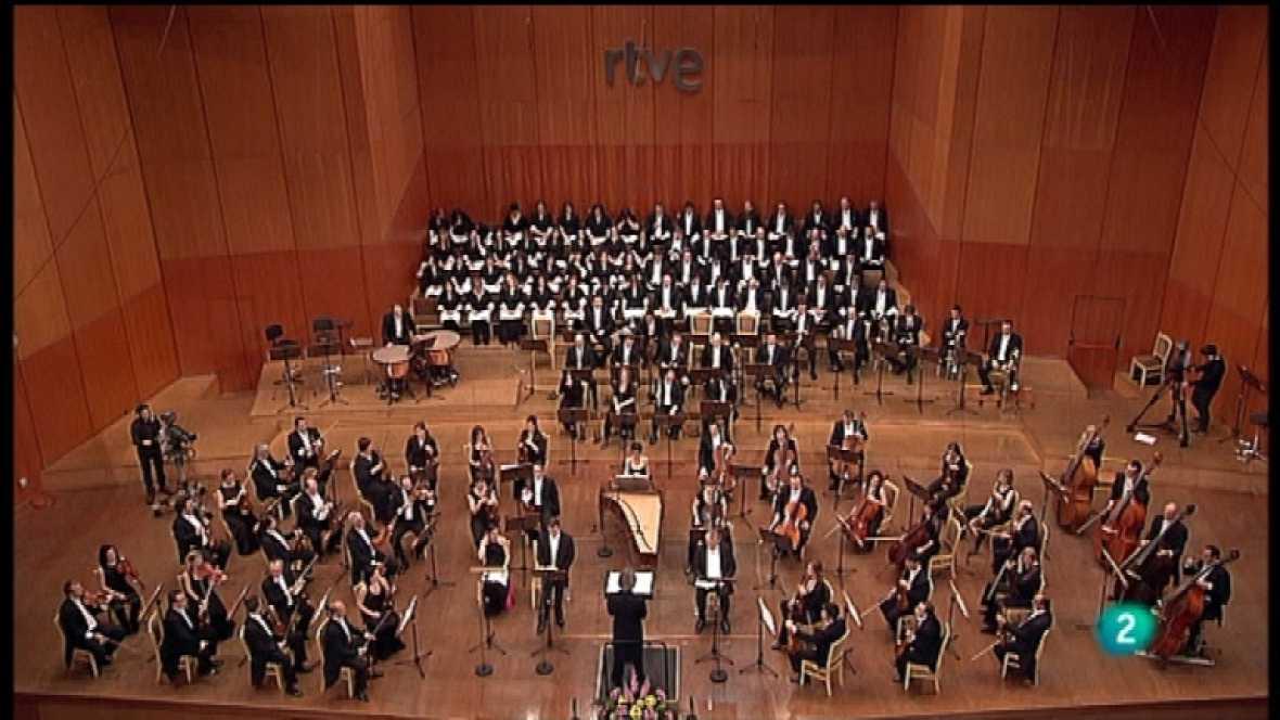 Los conciertos de La 2 - Concierto ORTVE A - 13 (2ª parte) - Ver ahora