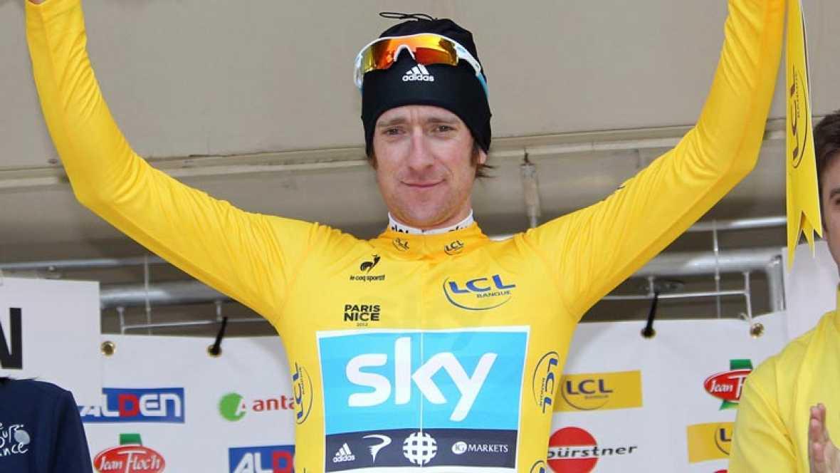 Wiggins gana la París - Niza