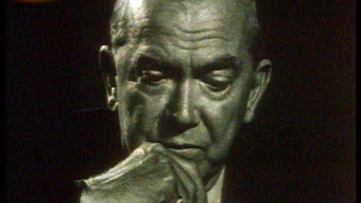 Informe semanal - El británico impasible, Graham Greene (1991)