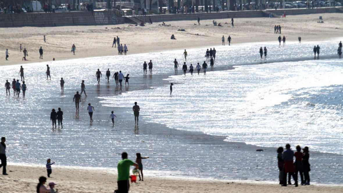 Temperaturas en aumento y continuarán los cielos despejados en todo el territorio nacional