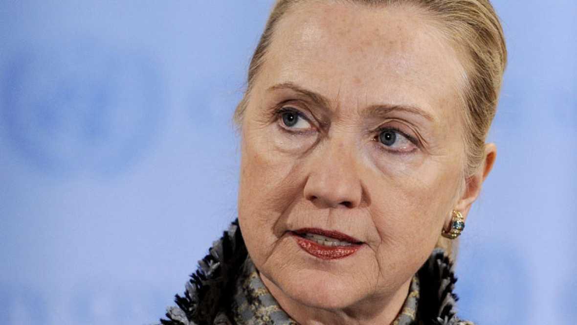 Hillary Clinton condena las muertes de Afganistán