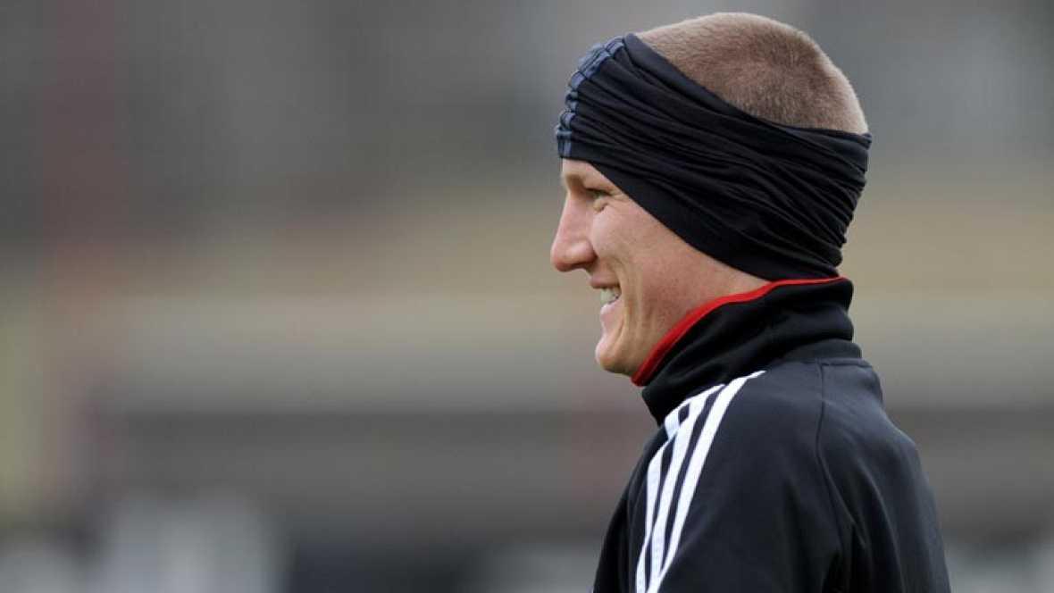 Schweinsteiger regresa con el Bayern de Munich contra el Basilea