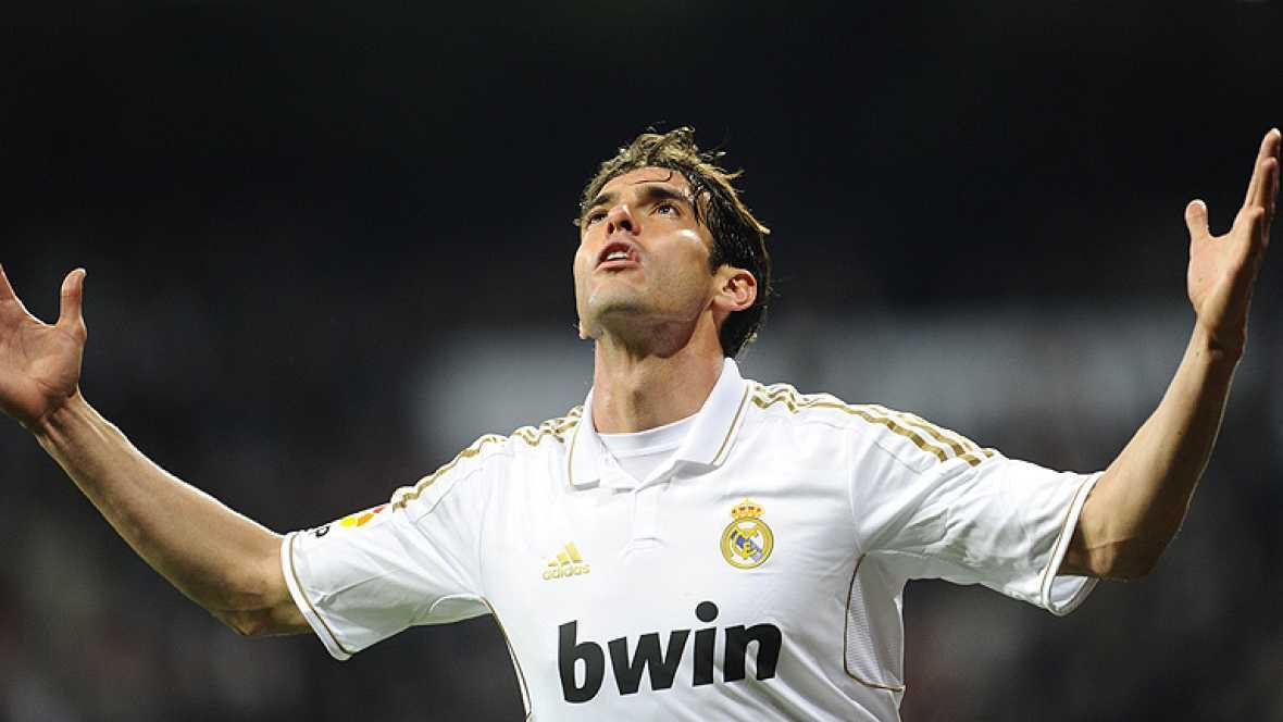 """Kaka: """"Yo apuesto siempre por el Madrid"""""""