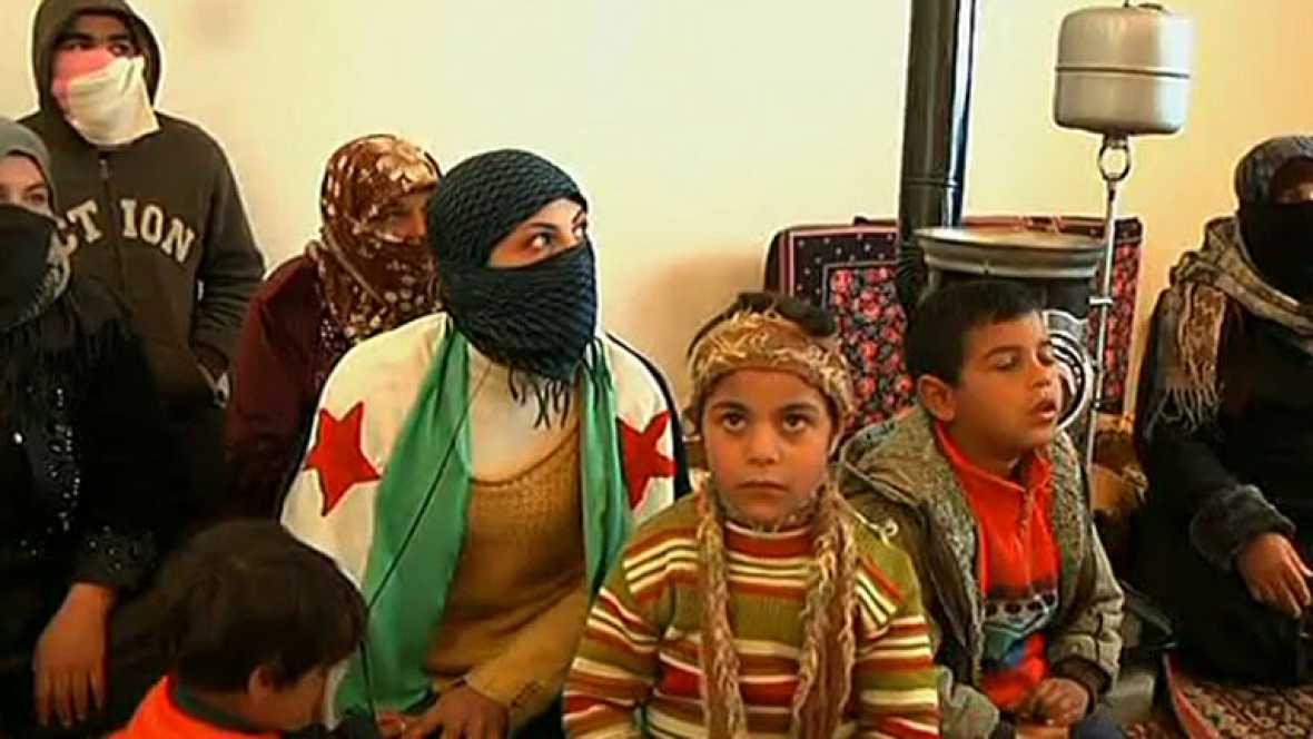 El ejército y los rebeldes se culpan mutuamente en Siria ante la nueva matanza de Homs