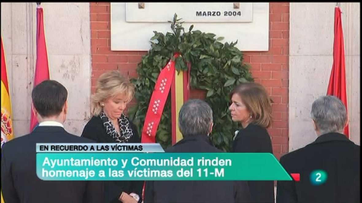 La 2 Noticias - 12/03/12 - Ver ahora