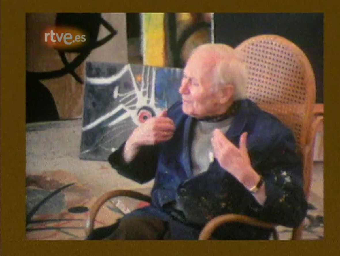 Miró: 'Entre les mases'