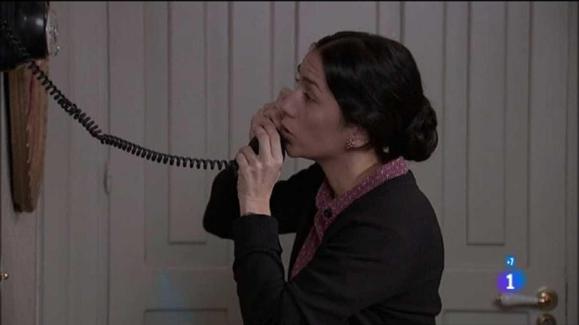 Amar en tiempos revueltos - T7 - Capítulo 132 - Estrella miente a Asunción y le dice que ella no ama a Miguel - Ver ahora