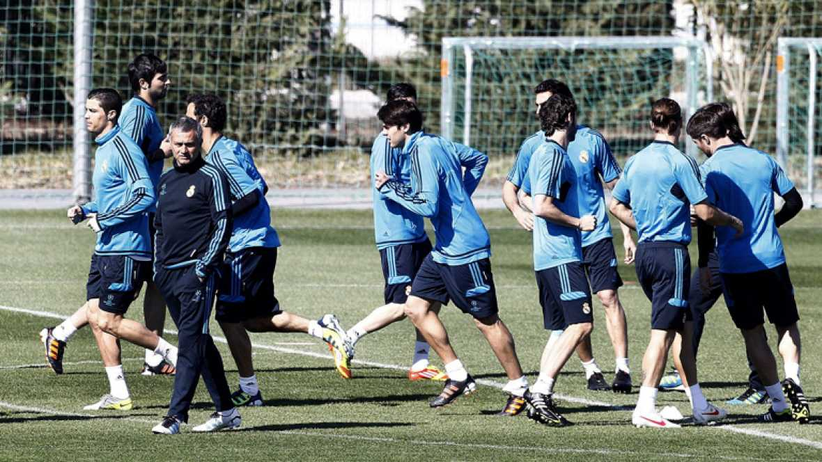 El Madrid prepara toda su artillería contra el CSKA